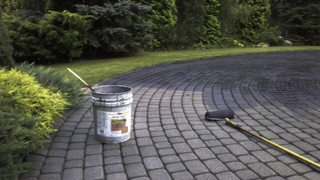 Impregnat Do Kostki Betonu Drewna Water Sealer Majic Paints